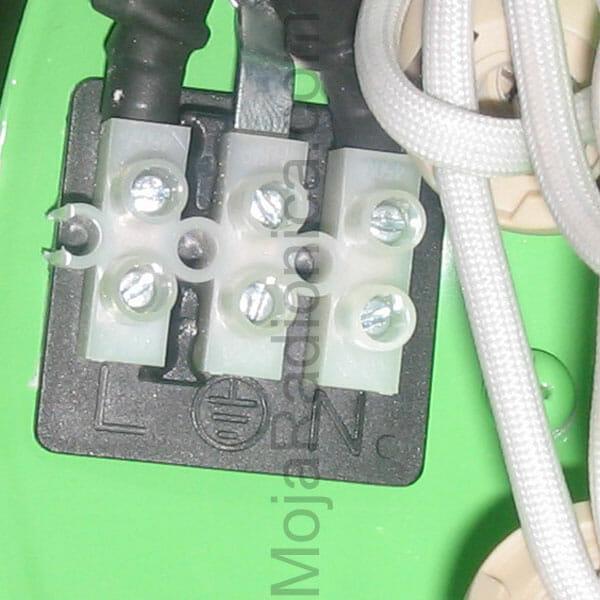 plafonjera za dečiju sobu povezivanje na električnu mrežu